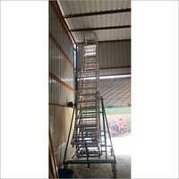 Aluminum Extendable Tower Ladder