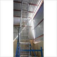 Fiberglass Extendable Tower Ladder