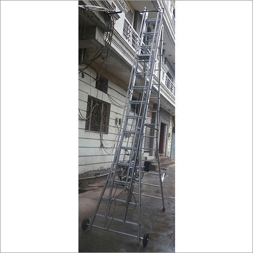 Aluminum Self-Supporting Ladder
