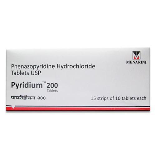 Phenazopyridine Hydrochloride Tablets