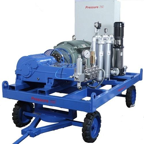 High Pressure Water Jetting Unit