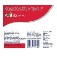 Pheniramine Maleate Tablets