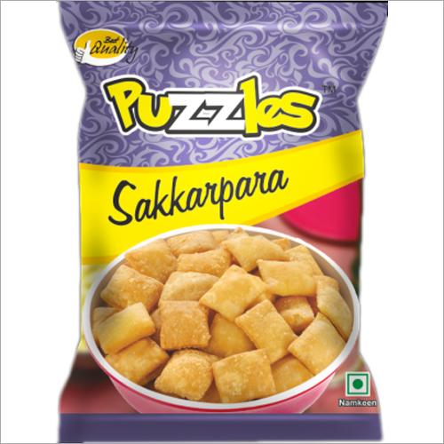 Sweet Sakkarpara