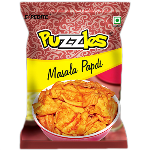 Spicy Masala Papad