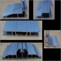 Aluminium Fabric Frame Box Sections