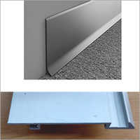 Aluminium Skirting Profiles