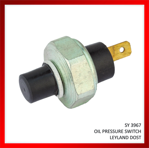 oil pressures switch