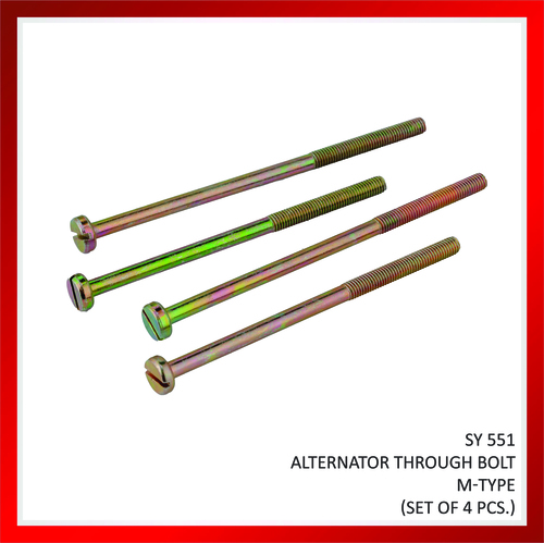 alternator Through bolts