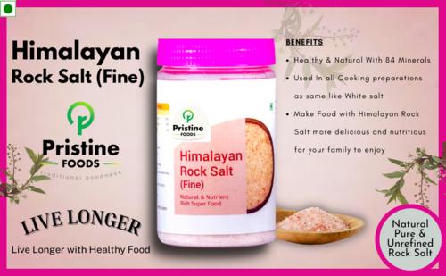Himalayan Rock Salt Fine