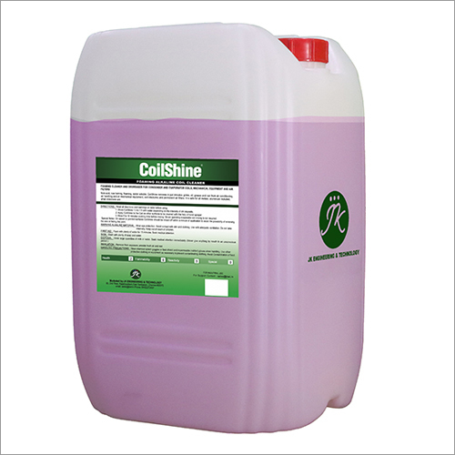 Coilshine Foaming Alkaline Coil Cleaning Chemical