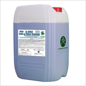 A 2402- Coil And Filter Cleaning Chemical