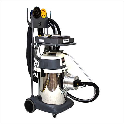 AS 400 -Eco Dust Ignition Proof Vacuum Cleaner