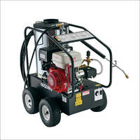 HPW-3500-G H High Pressure Water Jetting Machine
