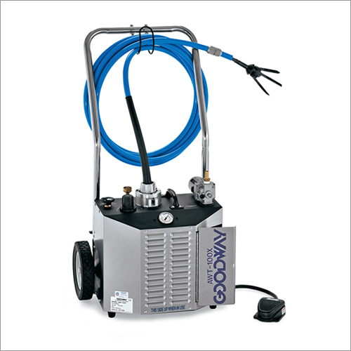 AWT-100X Pipe and Tube Cleaning Machine