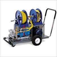 BFP-3510 H Surface Condenser Cleaning Machine