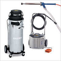 Tube Cleaning Kit With Sot Vacuum Cleaner