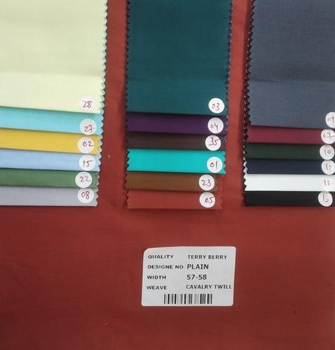 Dyed  Twill Fabrics