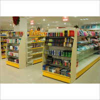Cosmetic Display Rack