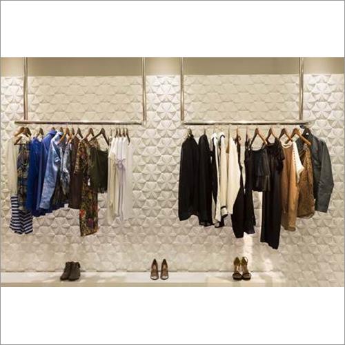 Ceiling Clothing Rack
