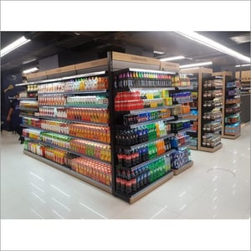 Supermarket Storage Racks
