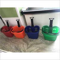 Shopping Trolley Basket