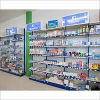 Pharmacy Display Racks