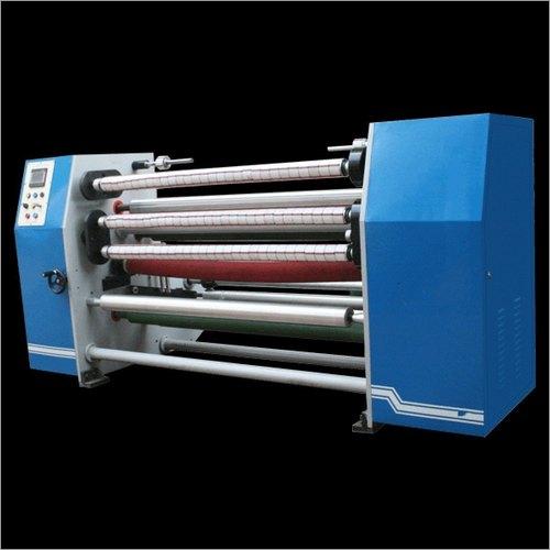 BOPP Tape Slitting Machine