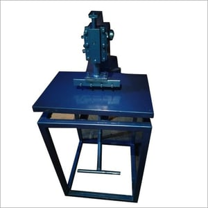 Manual Slipper & Leather Embossing Machines