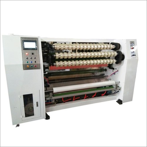 BOPP Tape Roll Slitting Machine