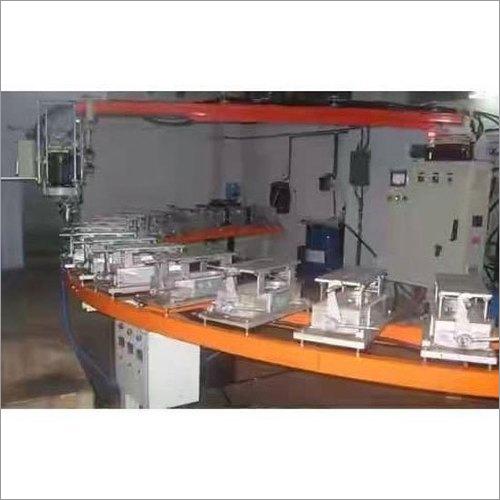 GRD PU Sole Making Machine