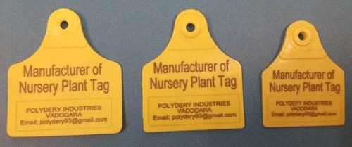 NURSERY PLANT LABEL ID TAG