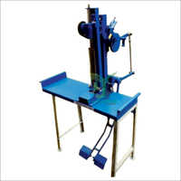 Pedal Type Agarbatti Making Machine