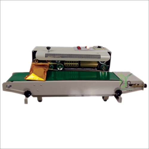 Band Sealer-Pouch Packing Machine
