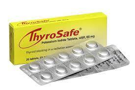 Potassium Iodine Tablet