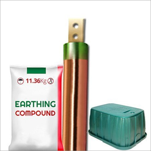 Copper Earthing Electrodes for Household
