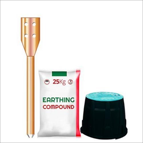 Maintenance Free Earthing Rod