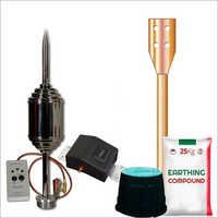 Earthing for Lightning Protection