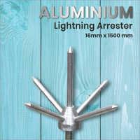 Electrogrip Aluminium Lightning Arrester