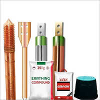 Earthing Solution for Lightning Protection