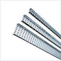 Gray GI Perforated Cable Trays