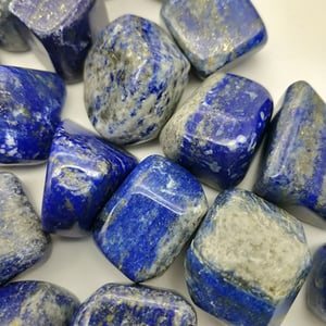 Lapis Healing Stones High Quality Natural Healing Crystal Minerals Tumble