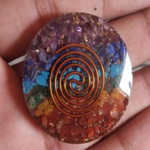 Magical Seven Chakra Pendant