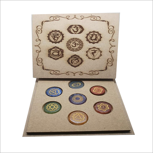 Magical Seven Flower of Life Set With Box