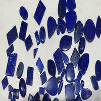 Natural Lapis Multishape Cabs for ring earrings