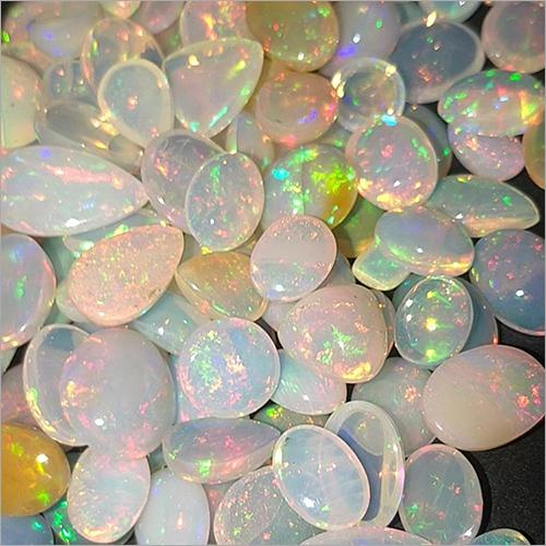 Trendy Natural Ethiopian Multi Fire Opal Multi Shape Stones