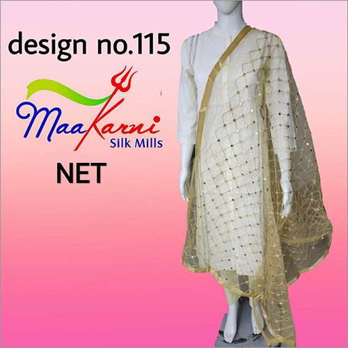 Sequence Embroidered Dupatta