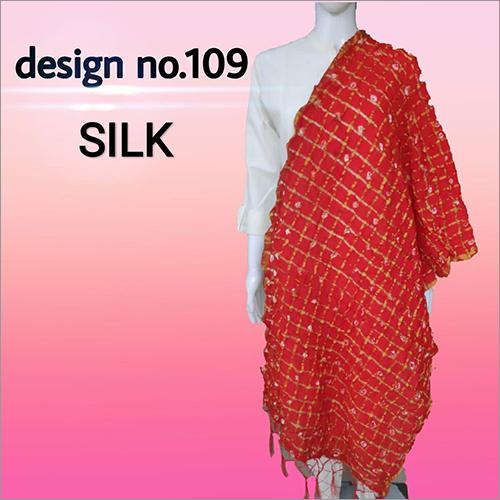 Pure Silk Dupatta