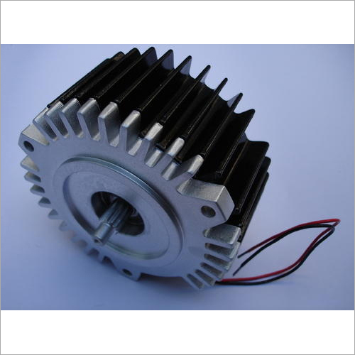 2 kW 3000RPM 48V BLDC Motor with Controller