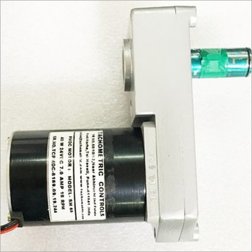 PMDC Charger Motor for VCB -RMU