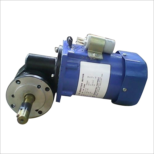Single Phase Motor with Right Angle Gear Box Motor
